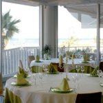 Casa del Mar ristorante vista mare